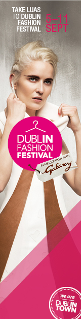 Take Luas to Dublin Fashion Festival