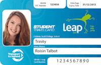 Student Travelcard
