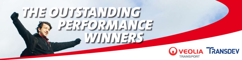 Outstanding Performance Winners Banner