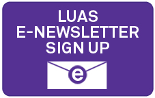 Sign up for Luas Info