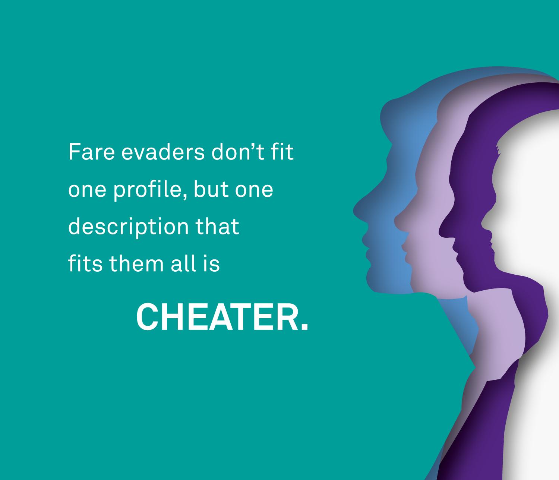 Luas | Fare Evaders Are Cheaters